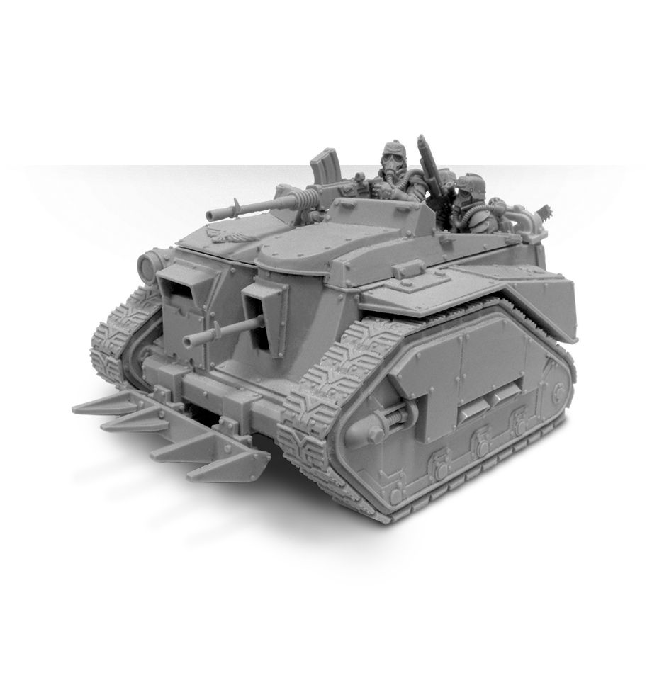 Death Korps of Krieg Grenadier Centaur Light Assault Carrier