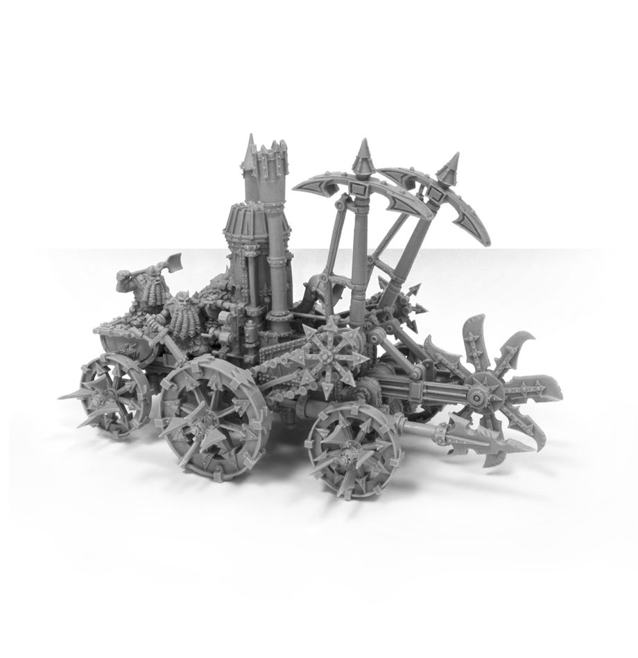 Skullcracker War Engine