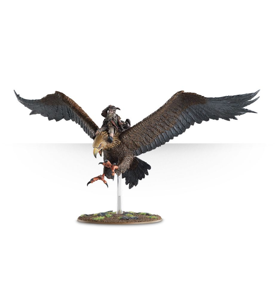 Radagast™ the Brown on Great Eagle