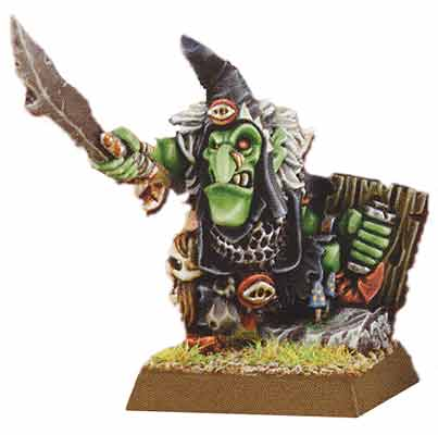 White Dwarf Subscription 2006 - 2007 Night Goblin
