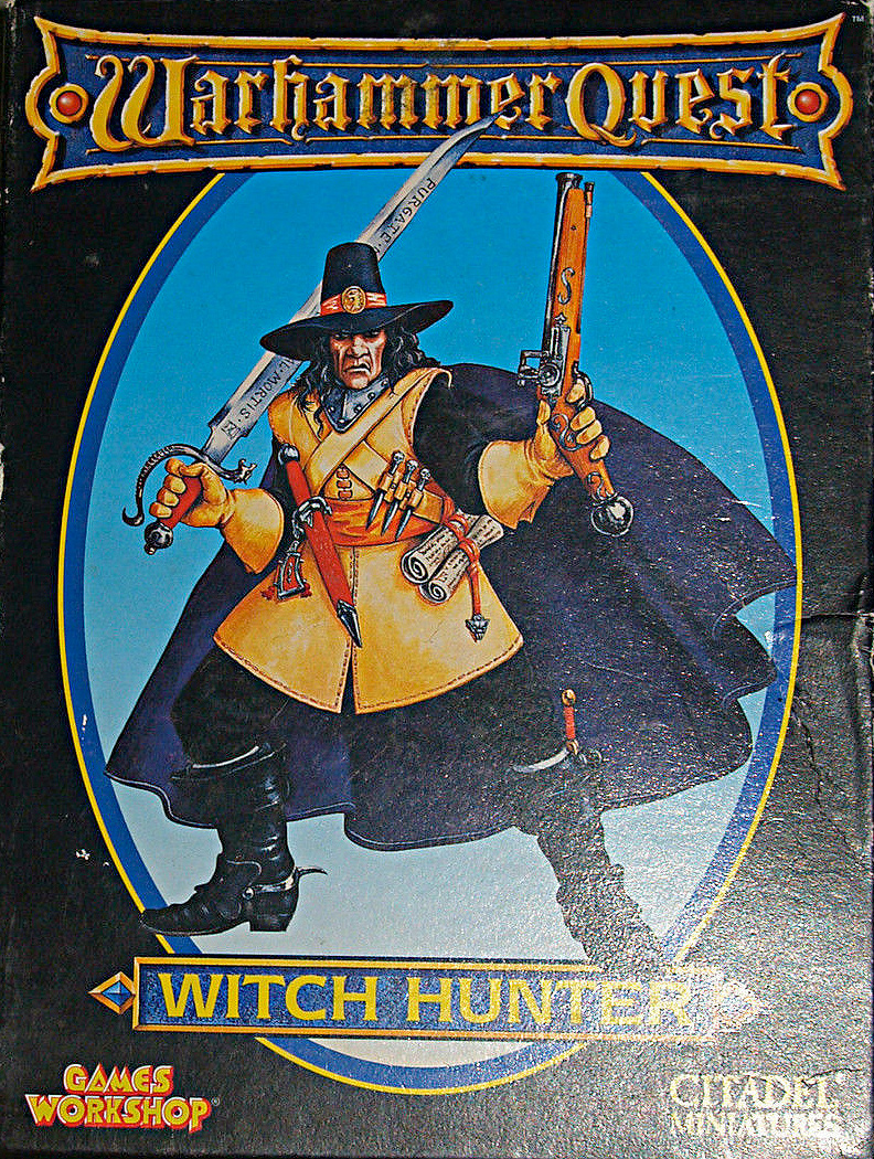 Witch Hunter Warrior Pack