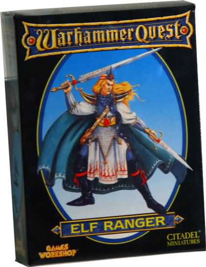 Elf Ranger Warrior Pack