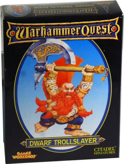 Troll Slayer Warrior Pack