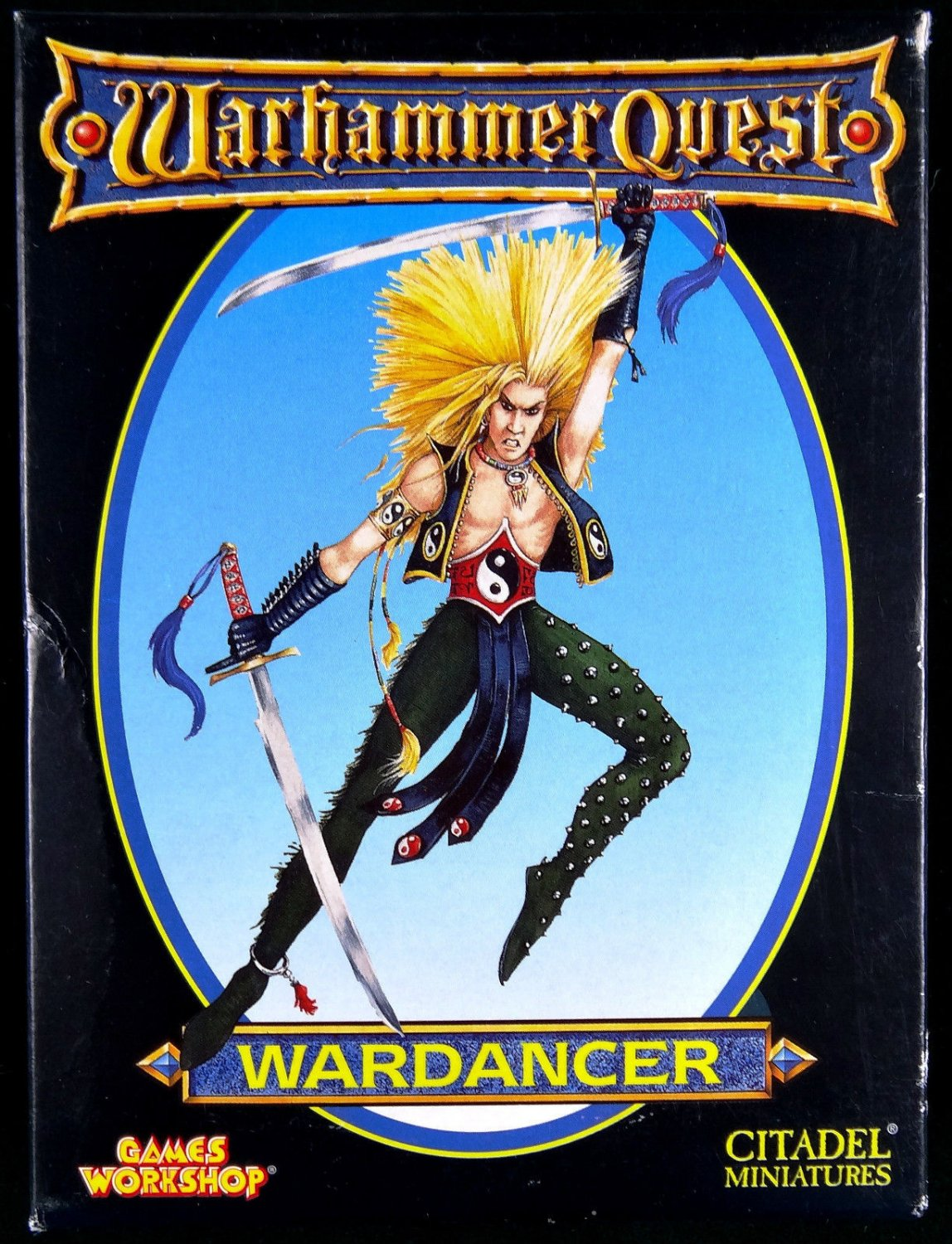 Wardancer Warrior Pack