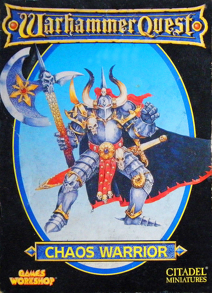 Chaos Warrior Warrior Pack