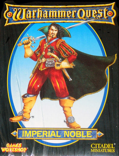 Imperial Noble Warrior Pack