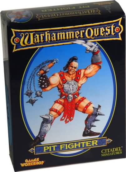 Pit Fighter Warrior Pack