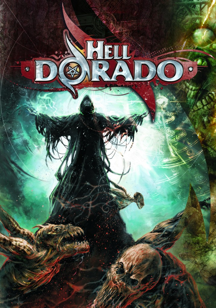 Hell Dorado Core Rulebook