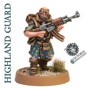 Highland Moss Guard 10 Man Squad.