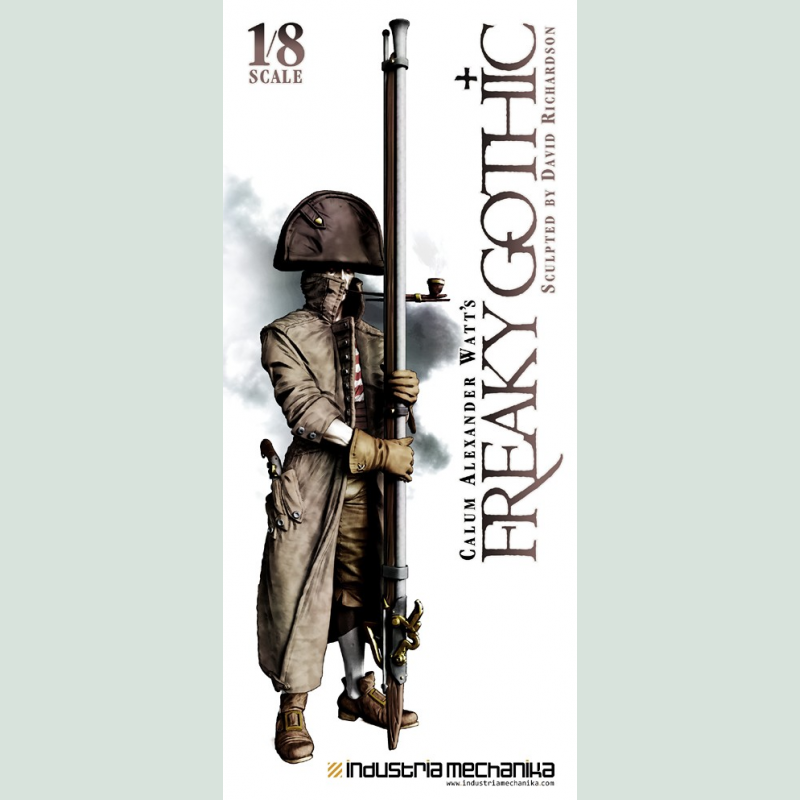 Freaky Gothic 1/8 scale