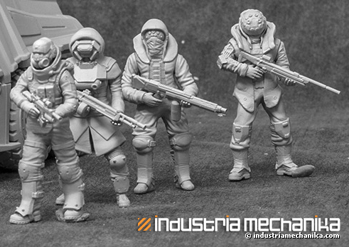 1/35 Porpoise Shock Troopers