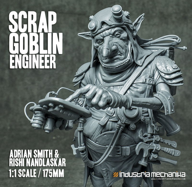 Scrap Goblin Engineer