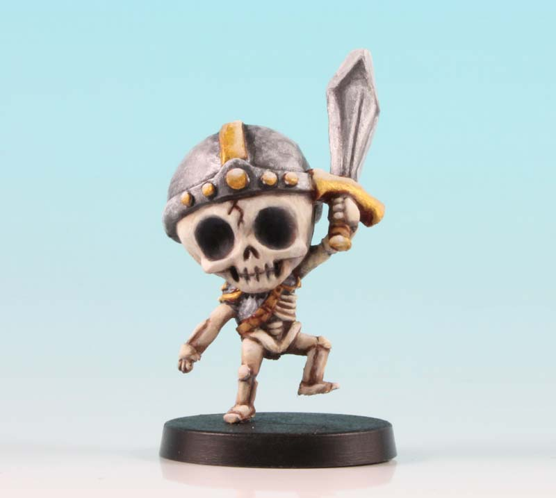 Chibi Skeleton