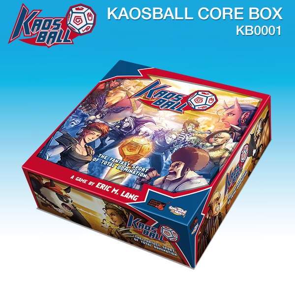 Kaos Ball: Core Game