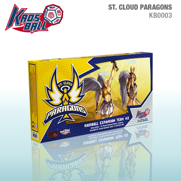 Kaos Ball:: St. Cloud Paragons