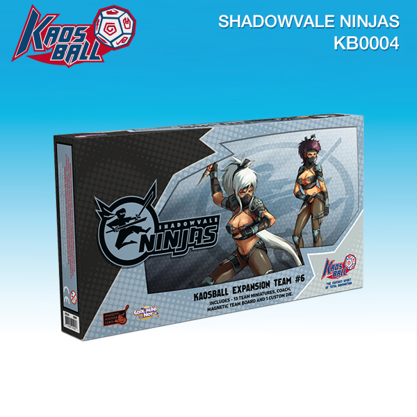 Kaos Ball:: Shadowvale Ninjas
