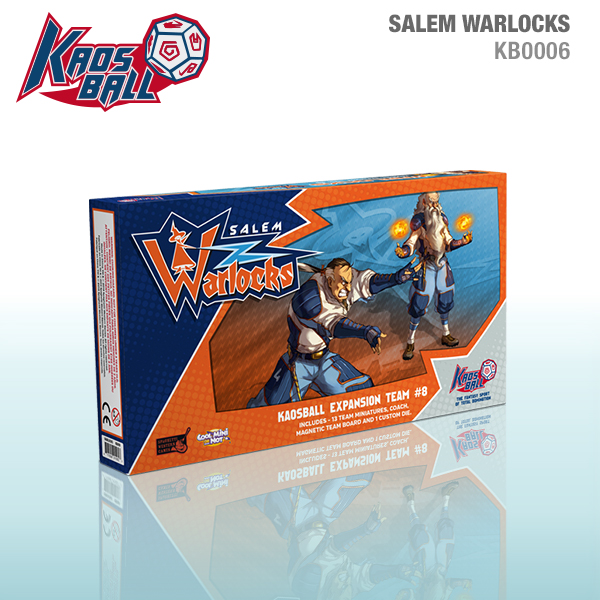 Kaos Ball: Salem Warlocks