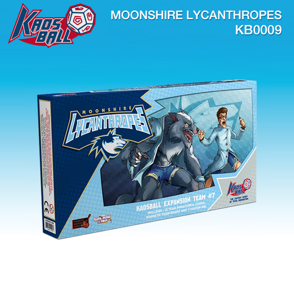 Kaos Ball:: Moonshire Lycanthropes