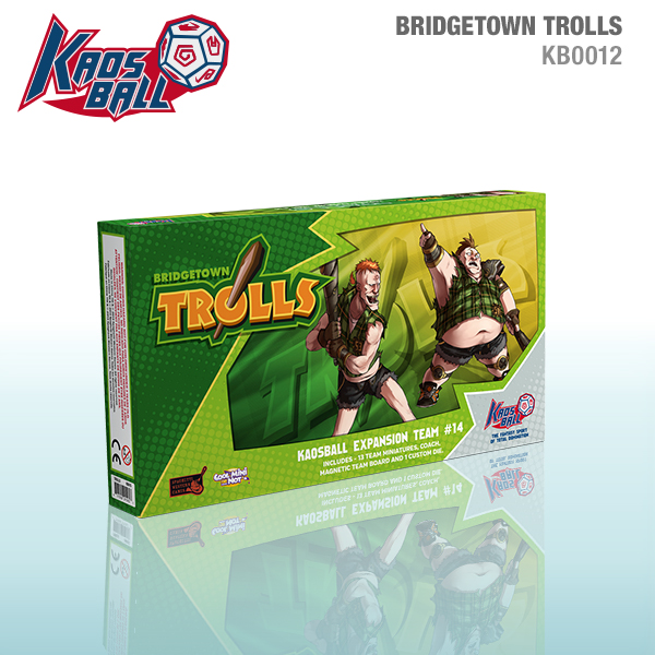 Kaos Ball: Bridgetown Trolls