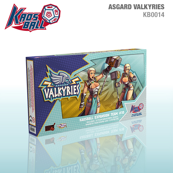 Kaos Ball: Asgard Valkyries