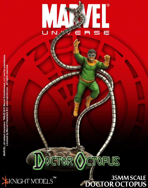 Doctor Octopus Classic Version (35mm)