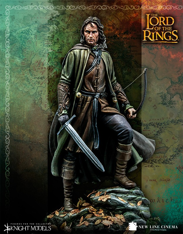 Lord of the Rings - Aragorn (70mm)
