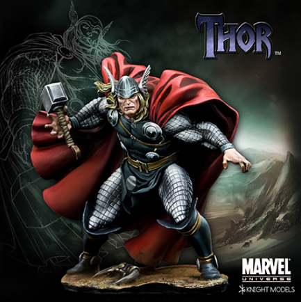 Thor (Scale Armor) (74mm)