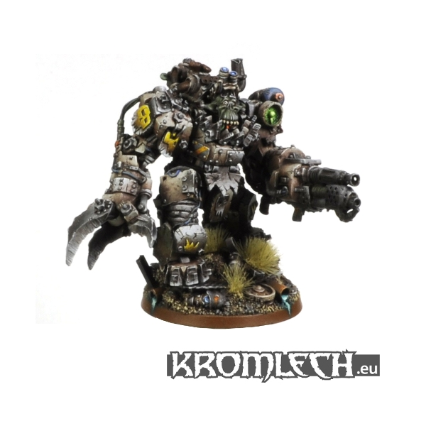 Orc Juggernaut with Heavy Flamer