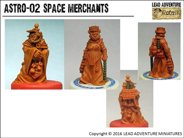 Space Merchants