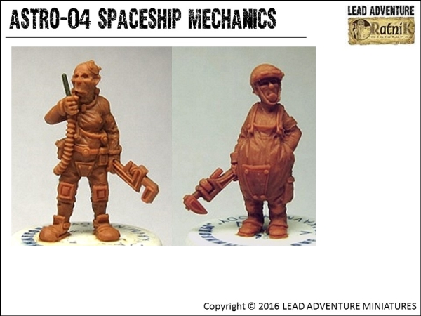 Spaceship Mechanics