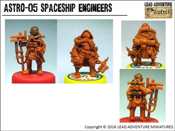 Spaceship Engineers