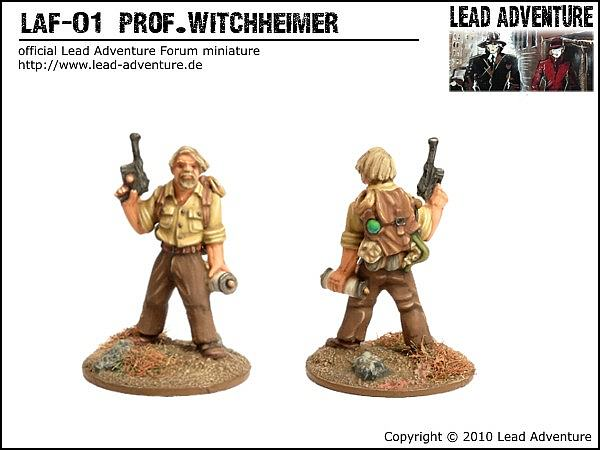 Prof.Witchheimer (Lead Adventure Forum)