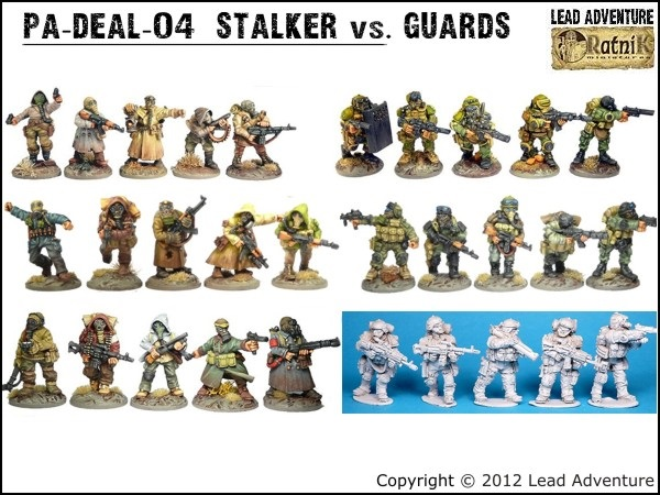 Deal - Stalker vs. Guards