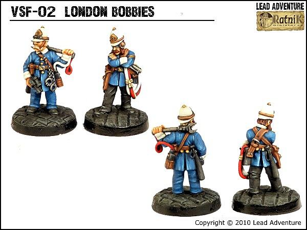 London Bobbies