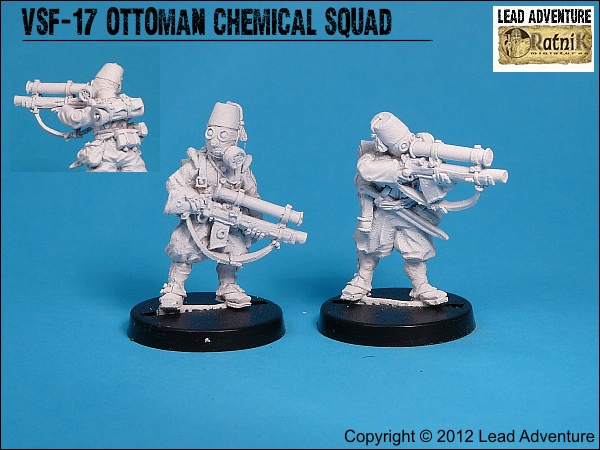 Ottoman Chemical Squad