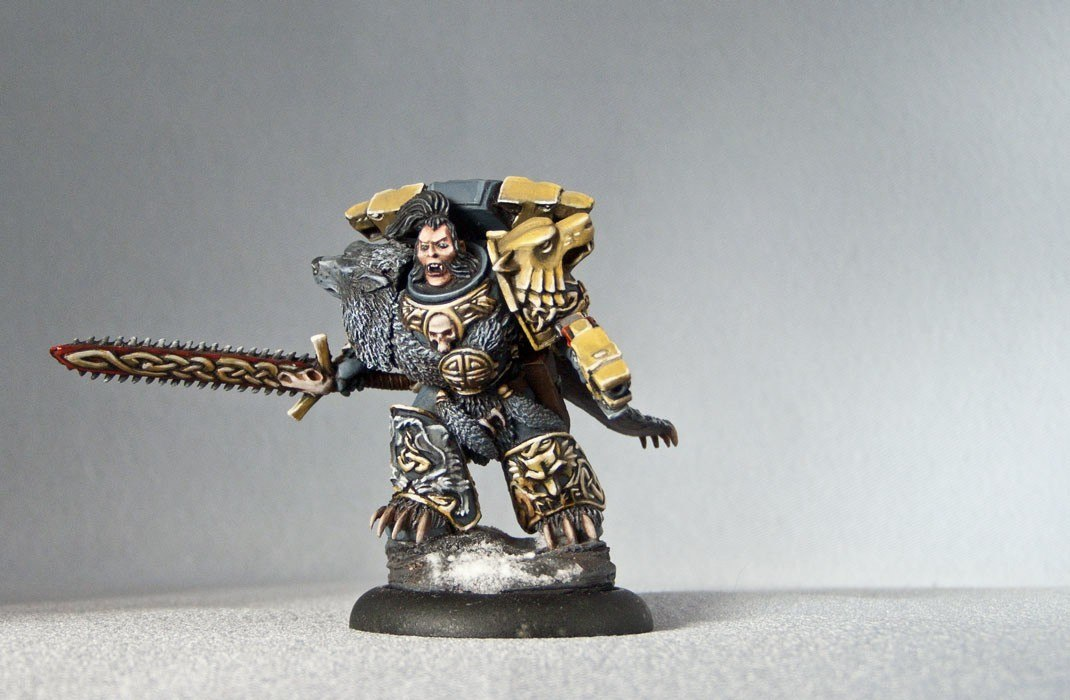 Ragnar Space Wolves