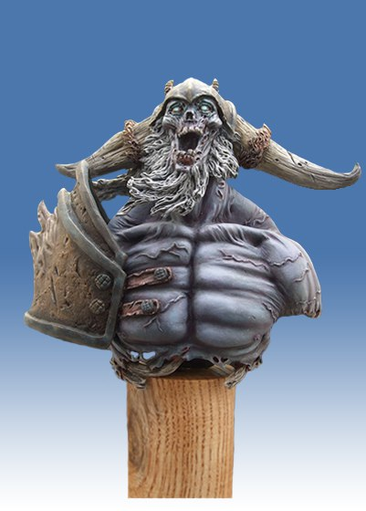 Undead Of Acheron Bust