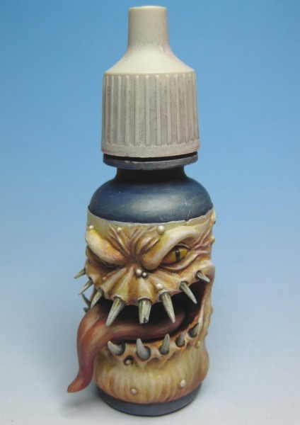 Monster Vallejo Bottle