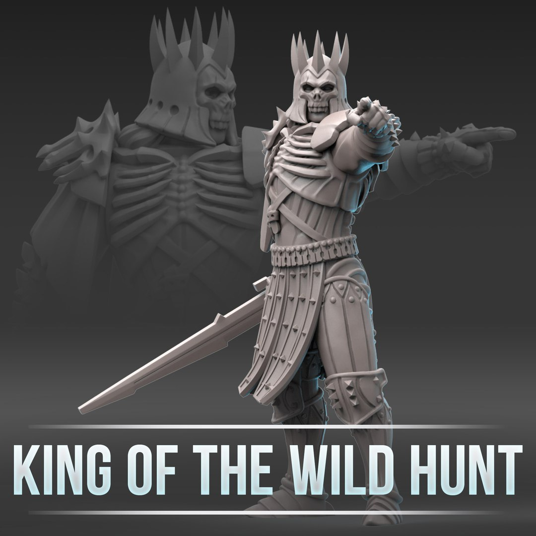 King Of The Wild Hunt