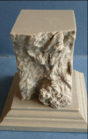 Rough Plinth 1