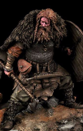 Viking Warrior (Resin)