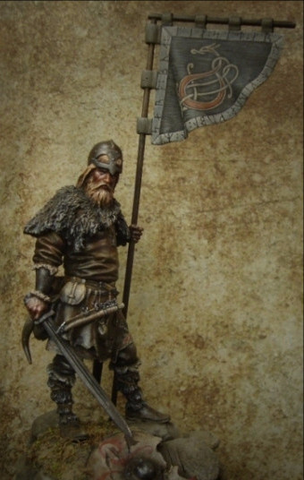 Viking Standard-Bearer