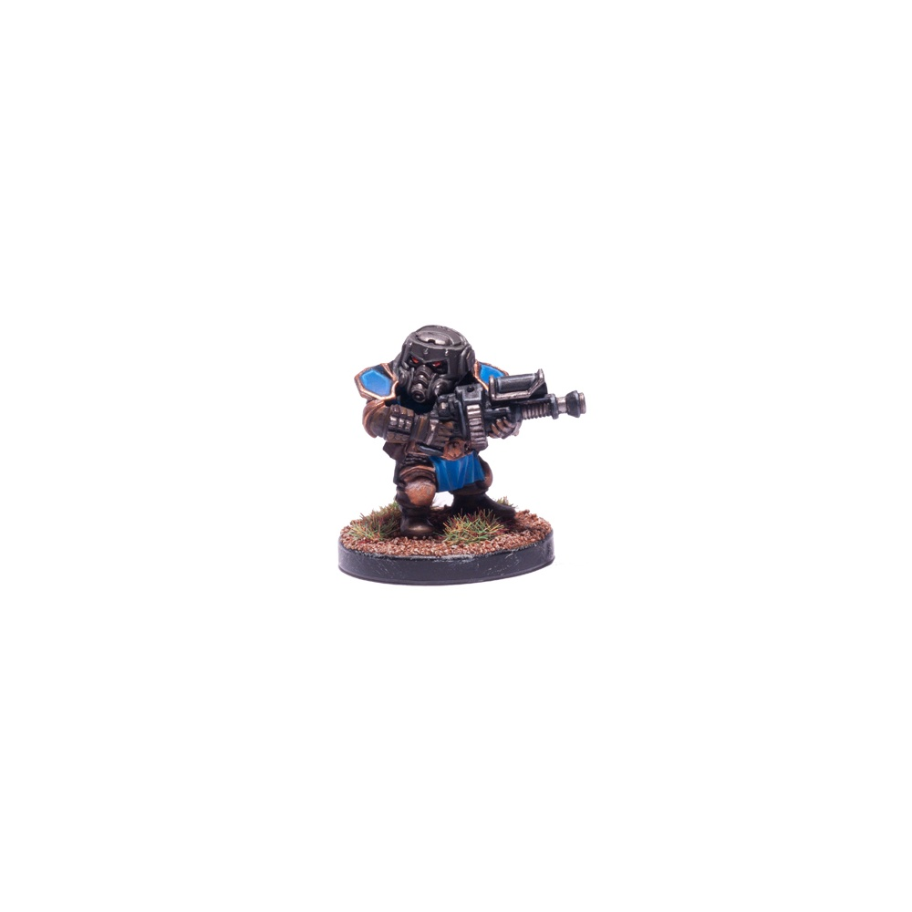 Forge Father Steel Warriors Sprue