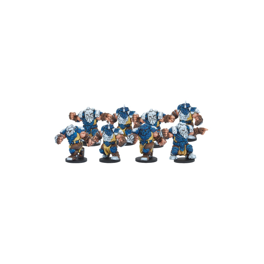 Midgard Delvers Forge Father Team (8 Players)