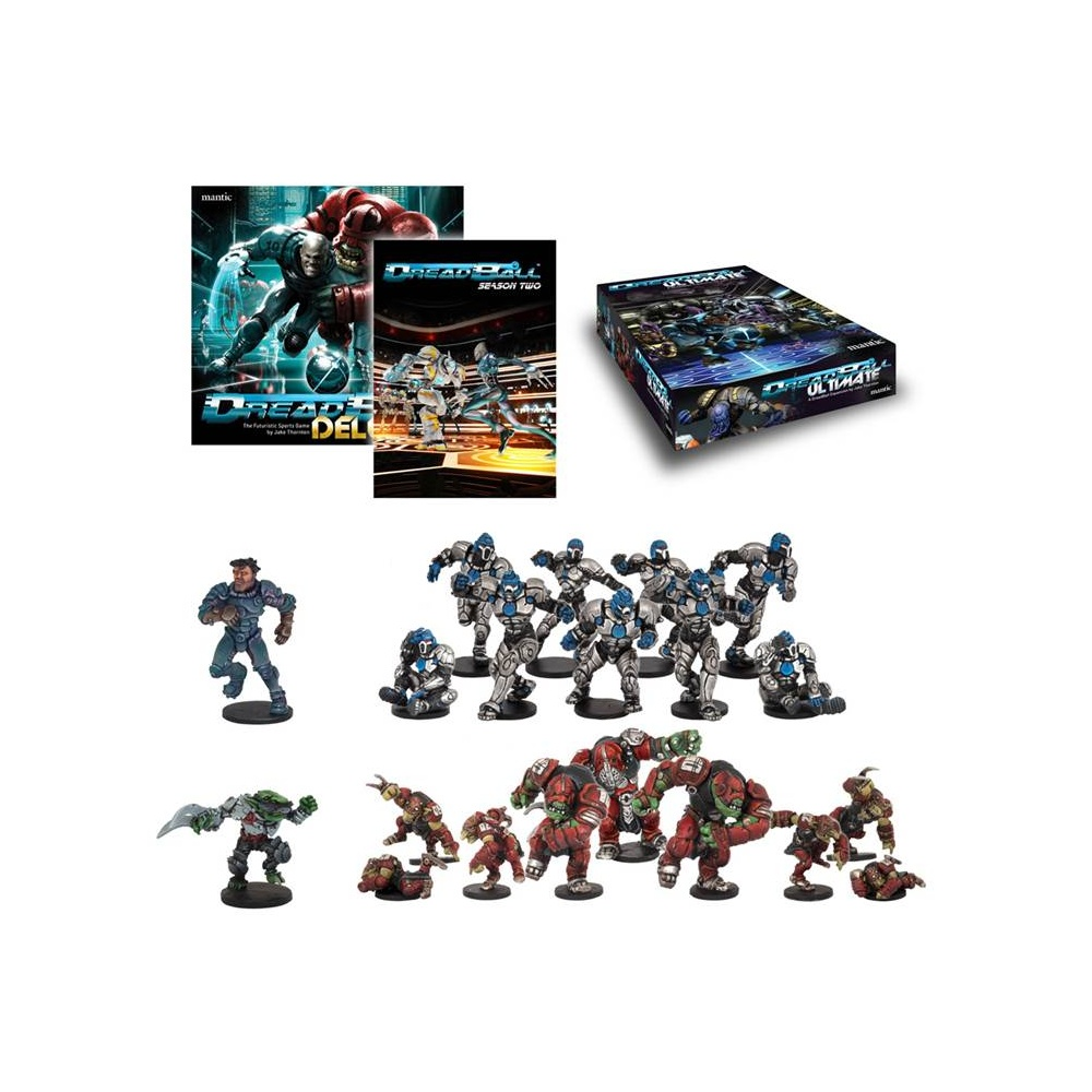 DreadBall All-Access Edition