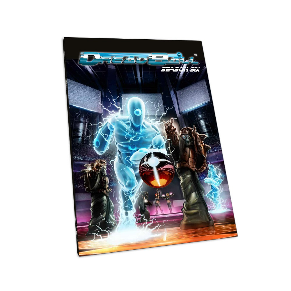 DreadBall Season 6 Rulebook