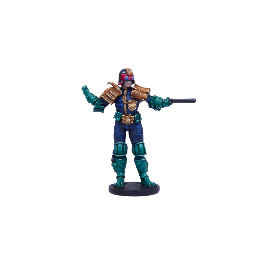 Judge Dredd - DreadBall Referee
