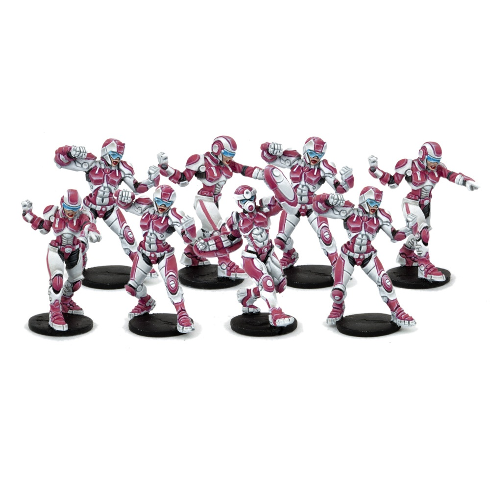 Void Sirens Corporation Team (8 Players)