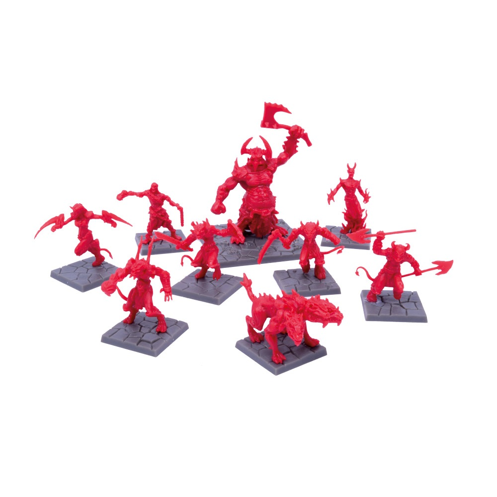 Denizens of the Abyss Miniatures Set