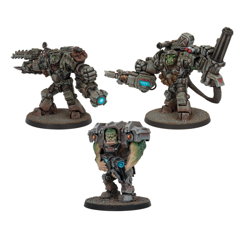 Marauder Support Booster (3 figures)